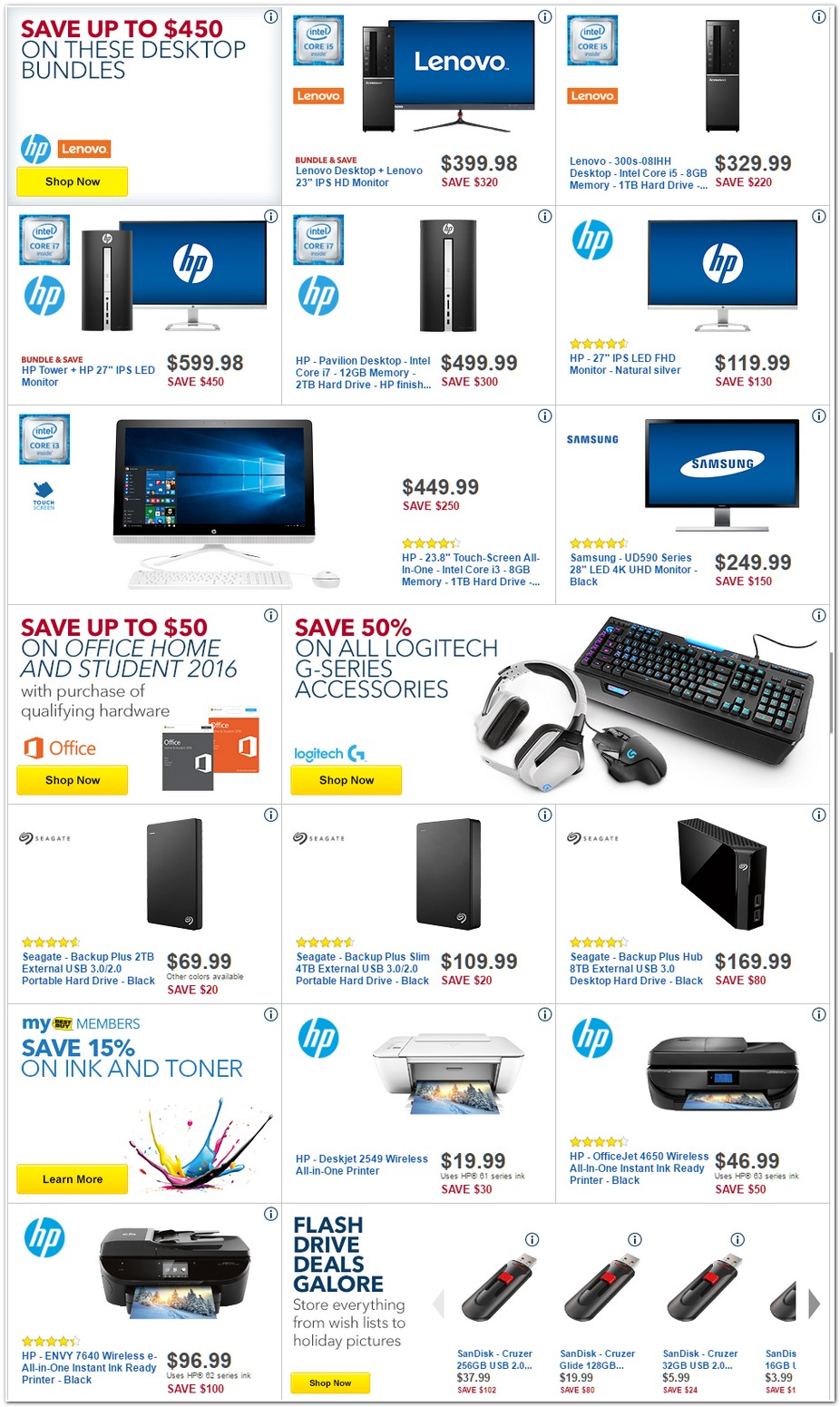 BestBuy Black Friday page 26
