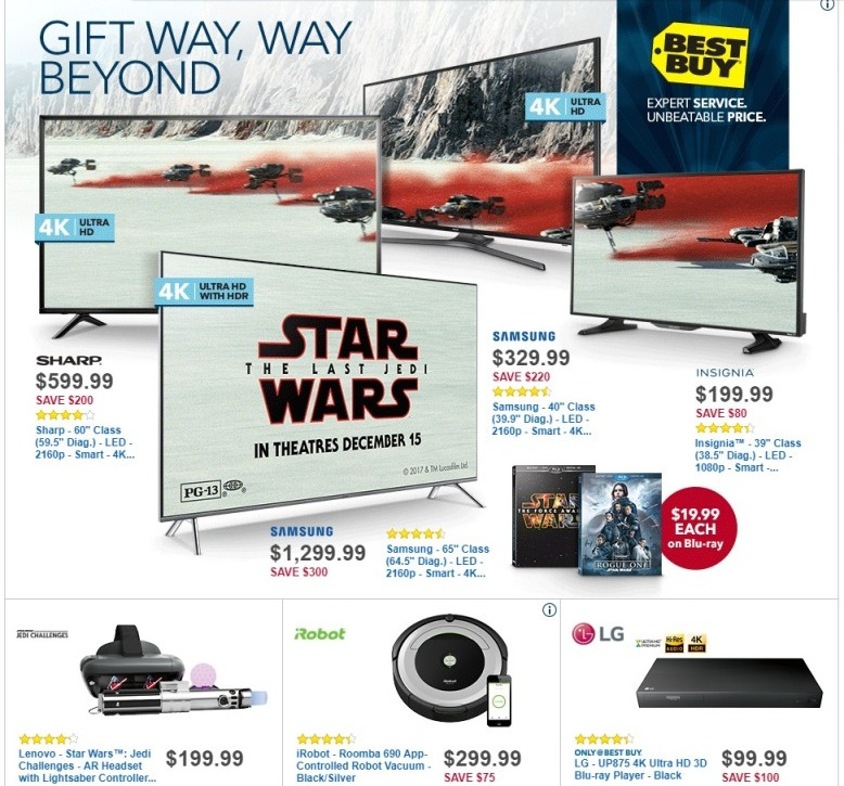 BestBuy Green Monday page 1