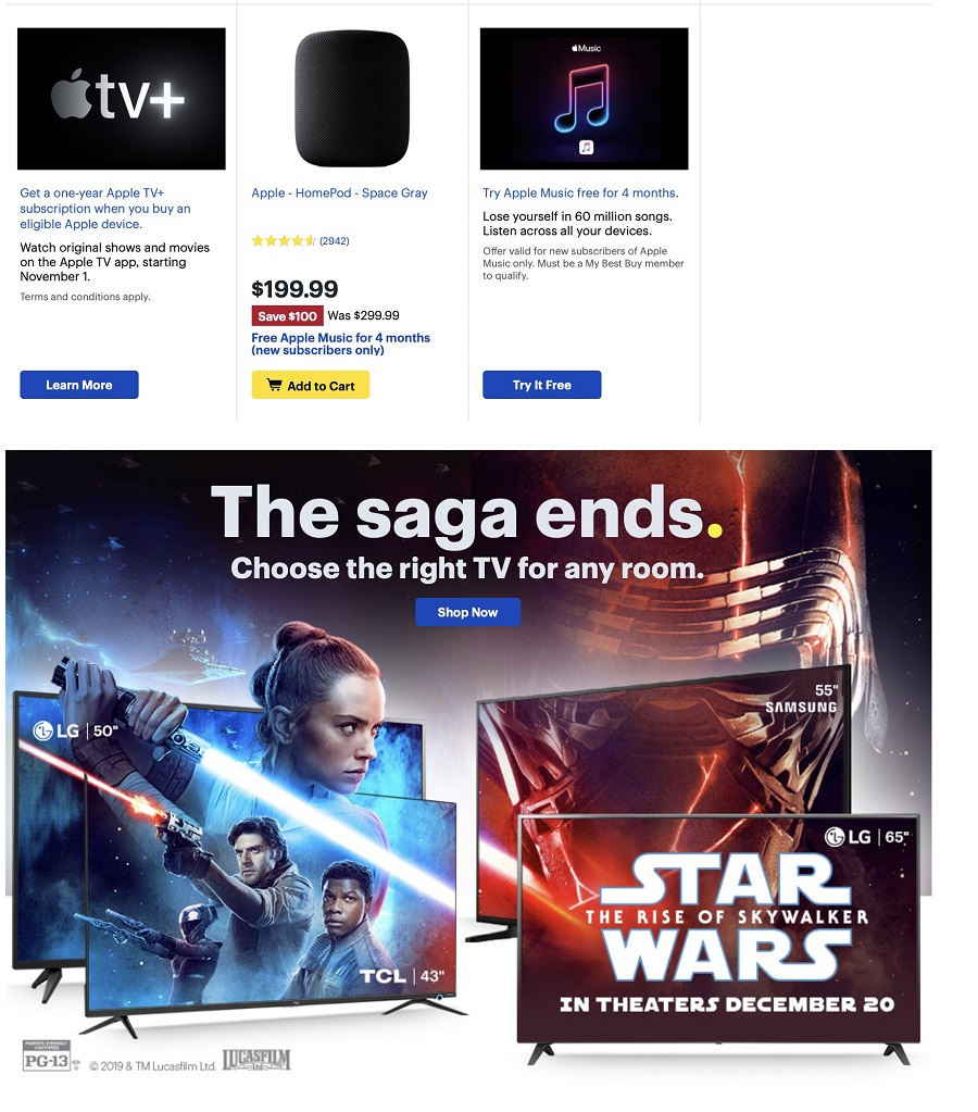 BestBuy After Christmas page 2